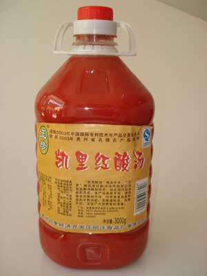 3000g红酸汤