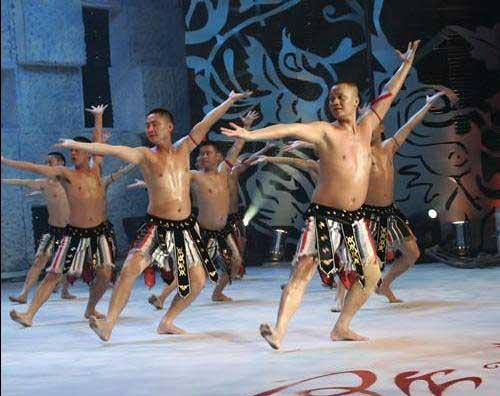 民族风情—土家舞蹈《肉莲花》